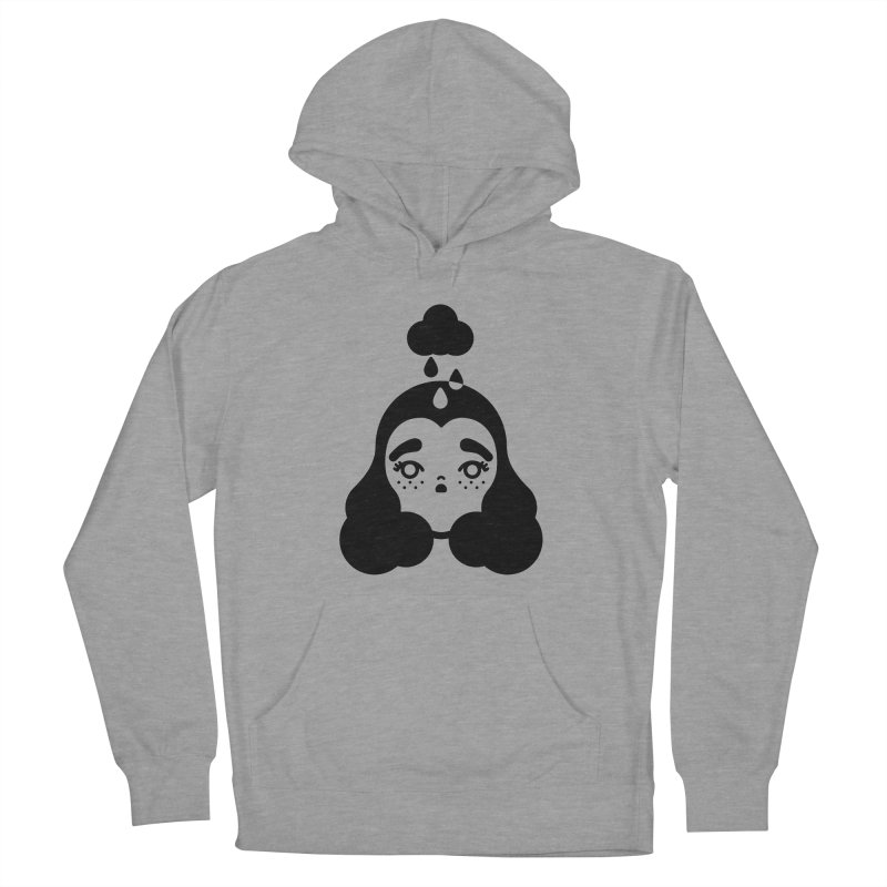 frizz girl Men's Pullover Hoody by 3lw's Artist Shop