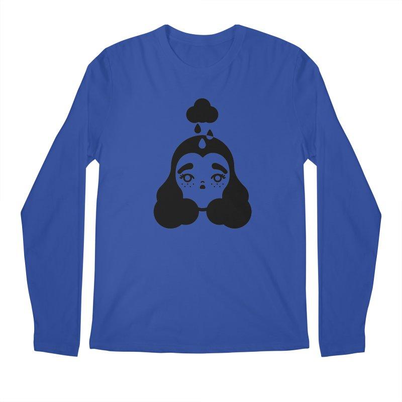 frizz girl Men's Regular Longsleeve T-Shirt by 3lw's Artist Shop