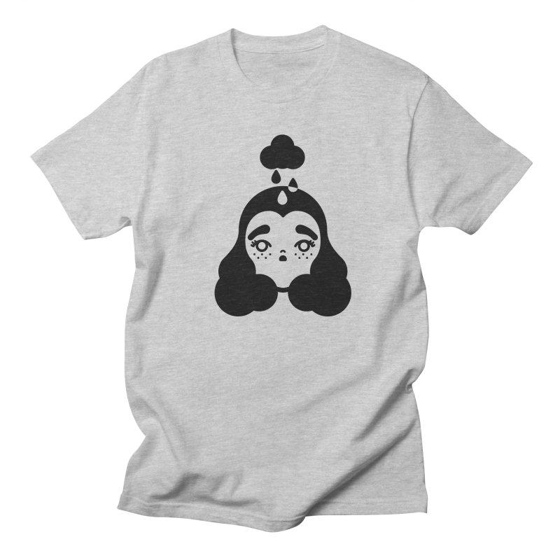 frizz girl Men's Regular T-Shirt by 3lw's Artist Shop