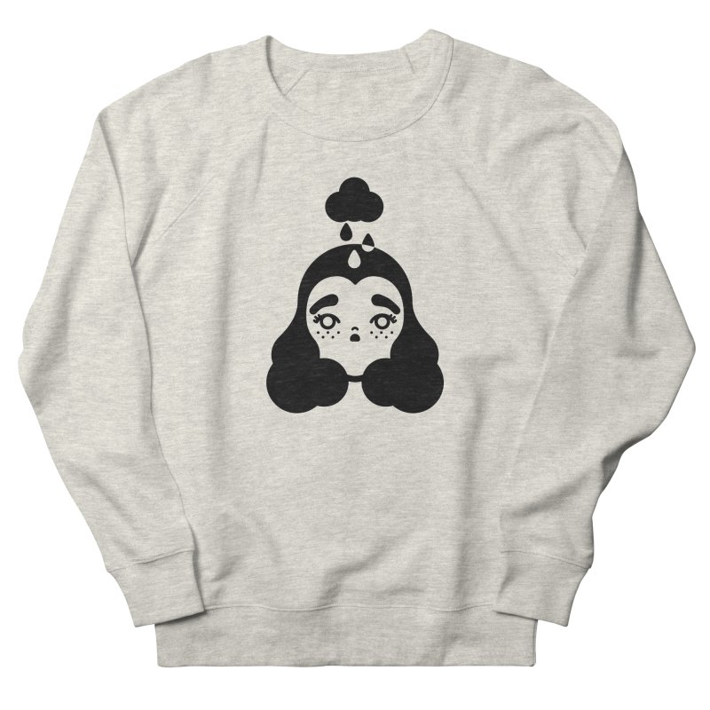 frizz girl Women's Sweatshirt by 3lw's Artist Shop