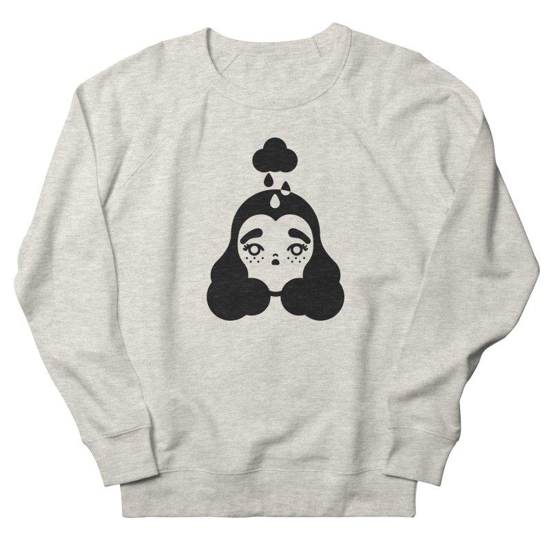 frizz girl Men's Sweatshirt by 3lw's Artist Shop