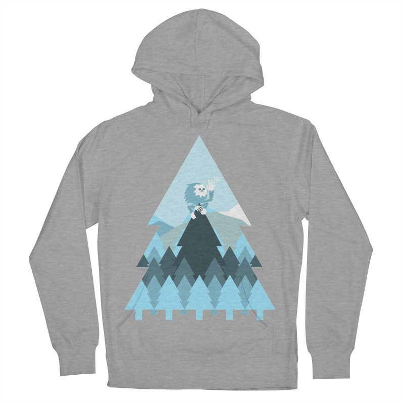 First day of winter Women's Pullover Hoody by 3lw's Artist Shop
