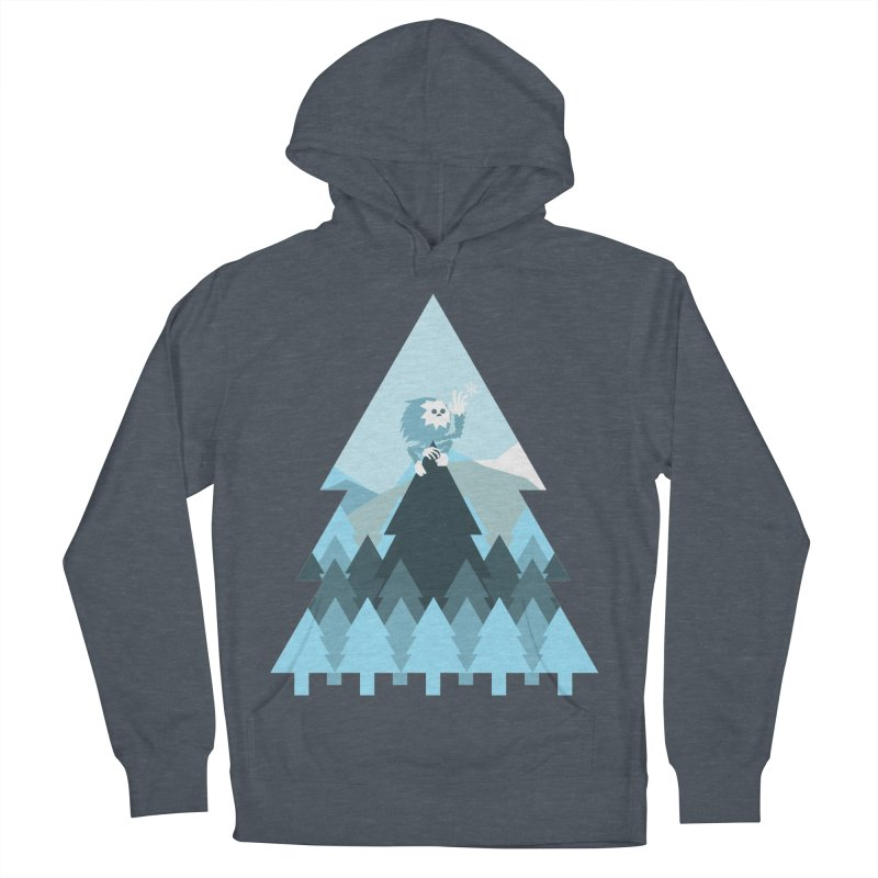 First day of winter Men's Pullover Hoody by 3lw's Artist Shop