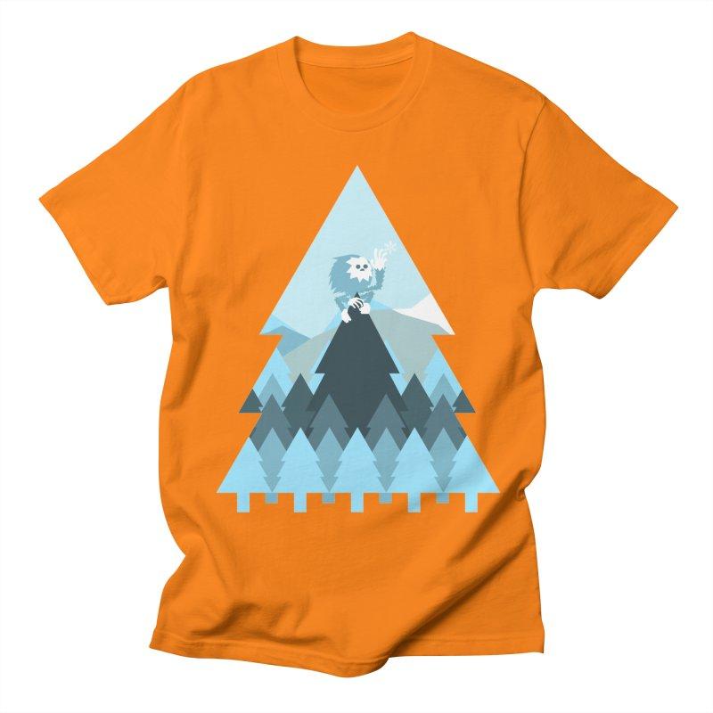 First day of winter Women's Unisex T-Shirt by 3lw's Artist Shop