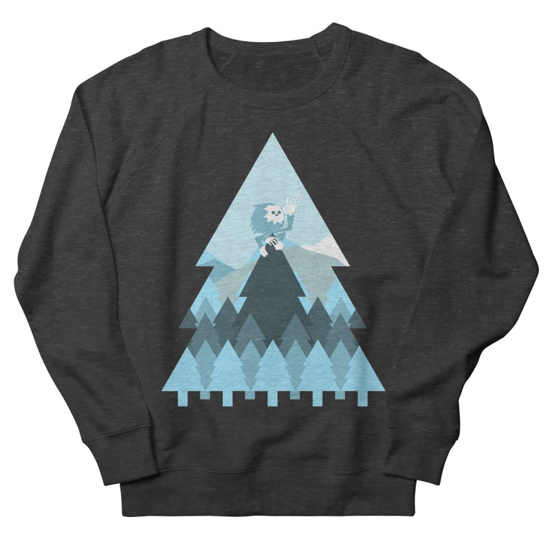 First day of winter Women's French Terry Sweatshirt by 3lw's Artist Shop