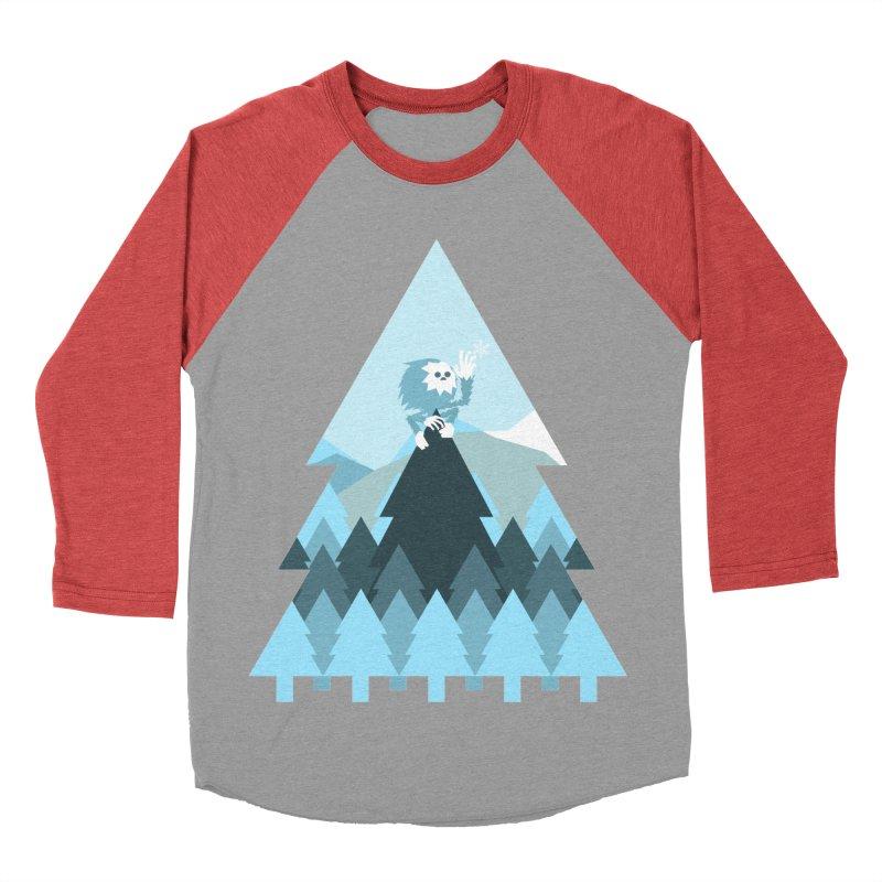 First day of winter Women's Baseball Triblend Longsleeve T-Shirt by 3lw's Artist Shop