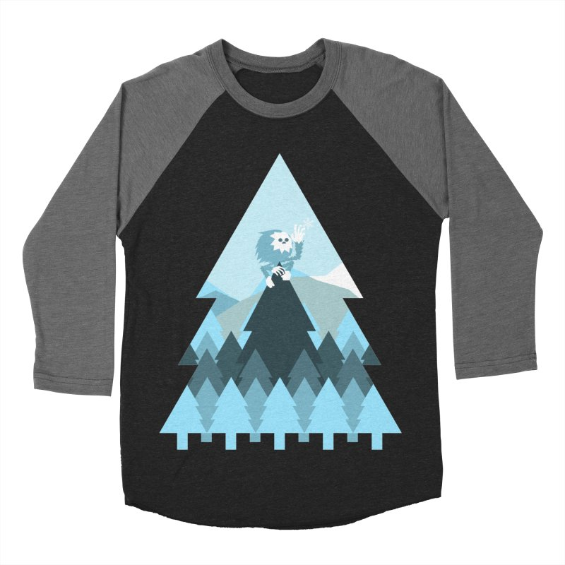 First day of winter Women's Baseball Triblend T-Shirt by 3lw's Artist Shop