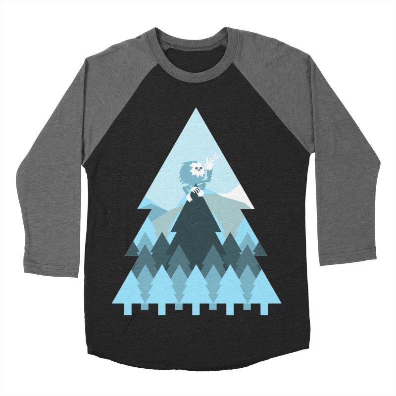 First day of winter Men's Baseball Triblend T-Shirt by 3lw's Artist Shop