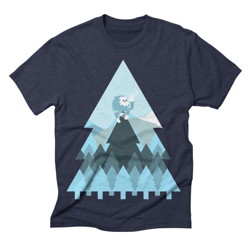 First day of winter Men's Triblend T-shirt by 3lw's Artist Shop
