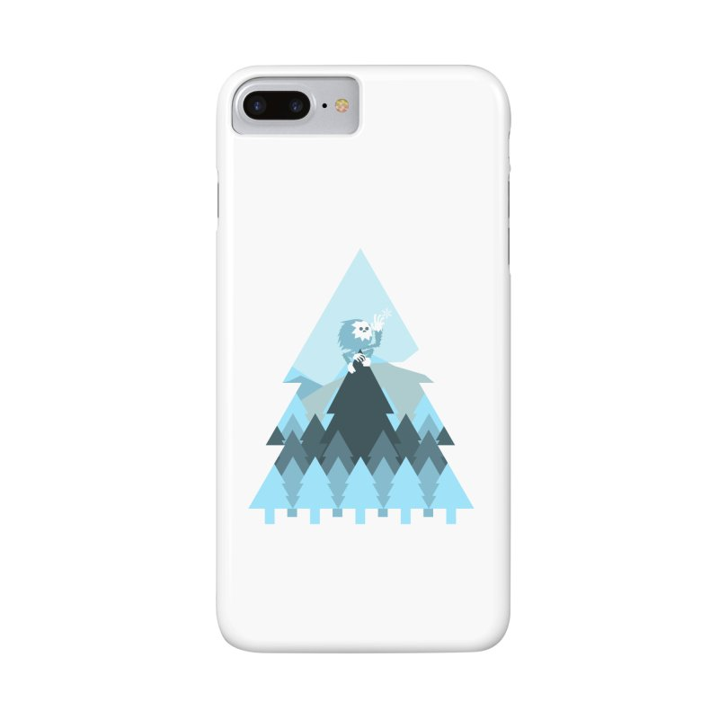 First day of winter Accessories Phone Case by 3lw's Artist Shop