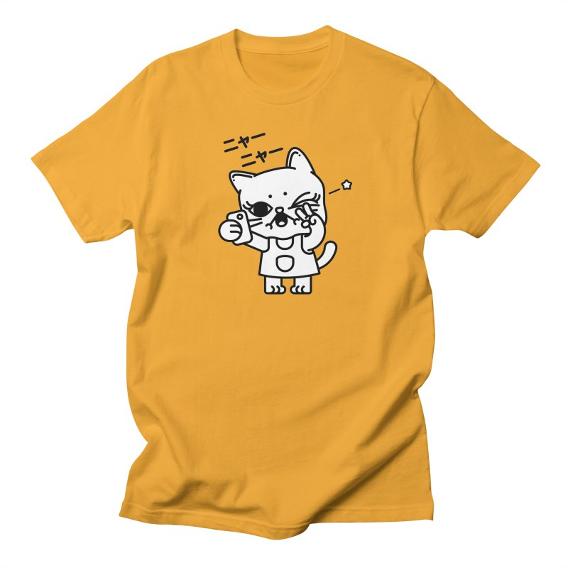 Selfie! Men's T-shirt by 3lw's Artist Shop