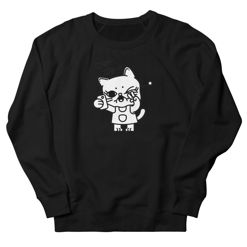 Selfie! Women's Sweatshirt by 3lw's Artist Shop