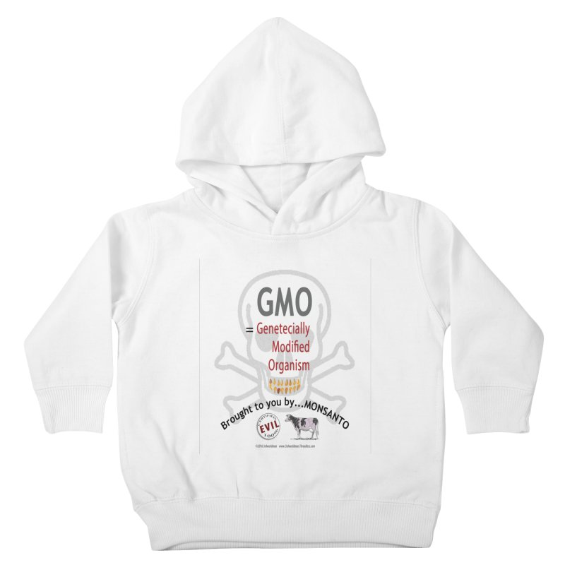 GMO Genetically Modified Organism by MONSANTO by dontpanicattack™   by 3rd World Man