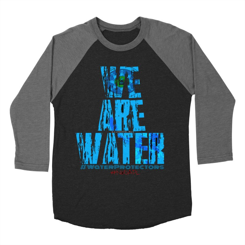 we are water Men's Longsleeve T-Shirt by Online Store