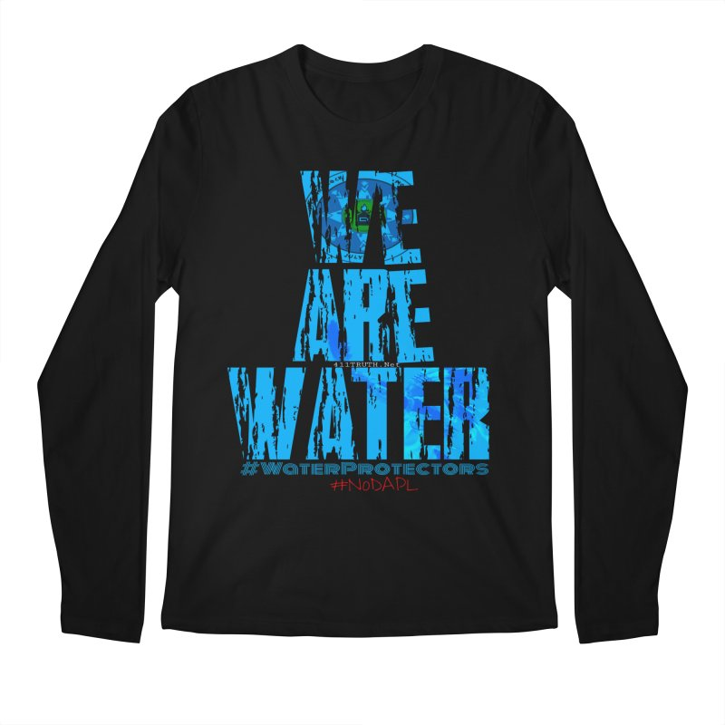 we are water Men's Regular Longsleeve T-Shirt by Online Store