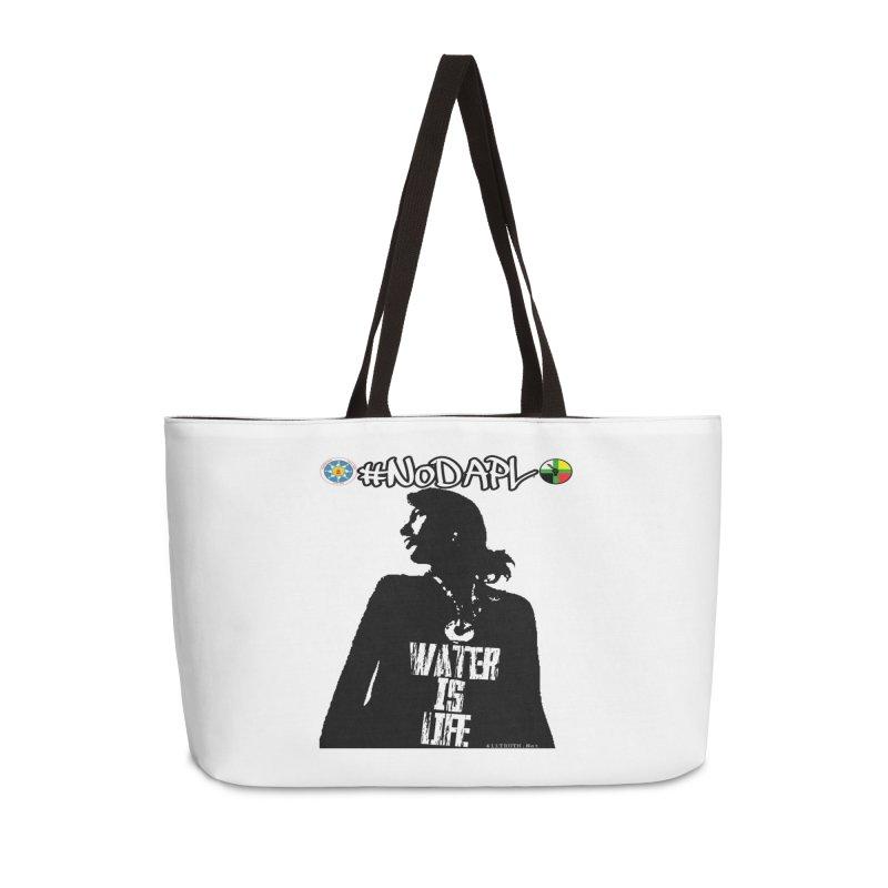 Alicias Path of Creativity in Weekender Bag by Online Store