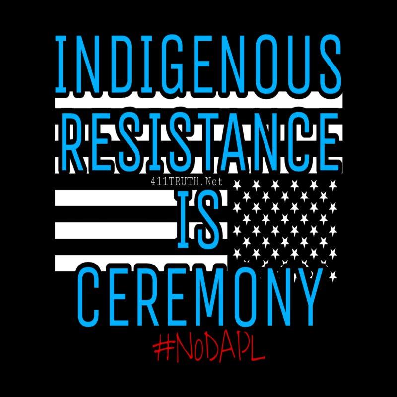 indigenous resistance is ceremony Kids Baby Longsleeve Bodysuit by Online Store