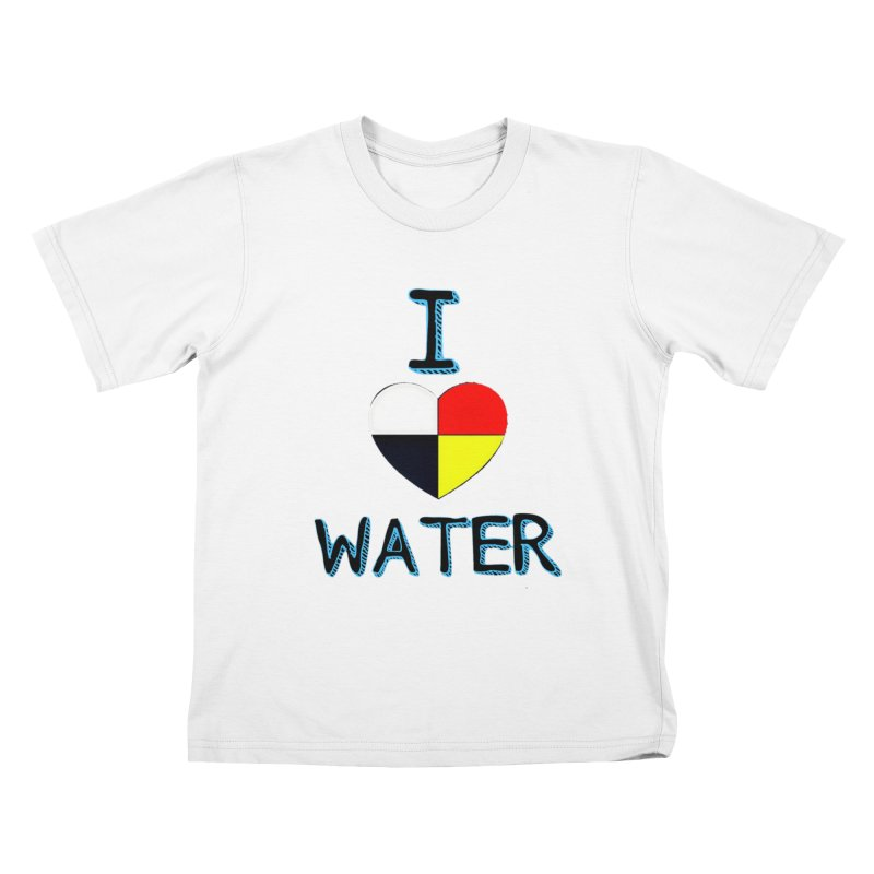 I love Water Kids T-shirt by Online Store