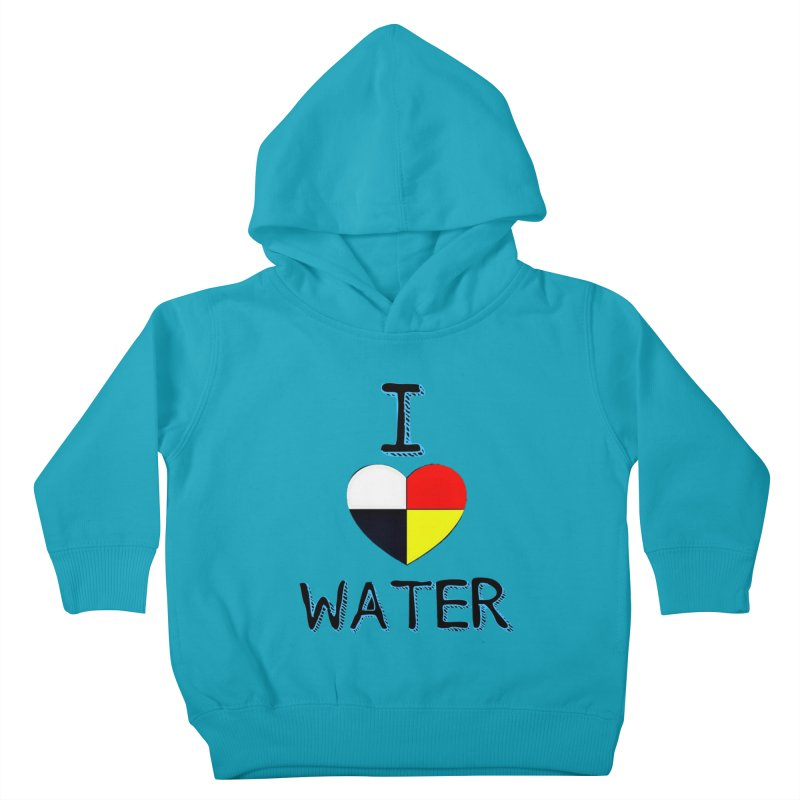 I love Water Kids Toddler Pullover Hoody by Online Store