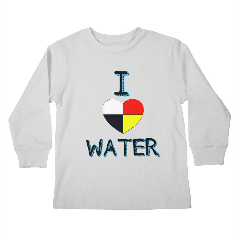 I love Water Kids Longsleeve T-Shirt by Online Store
