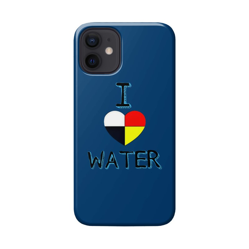 I love Water Accessories Phone Case by Online Store