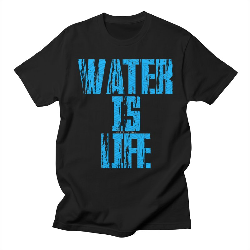 water is life Men's T-Shirt by Online Store