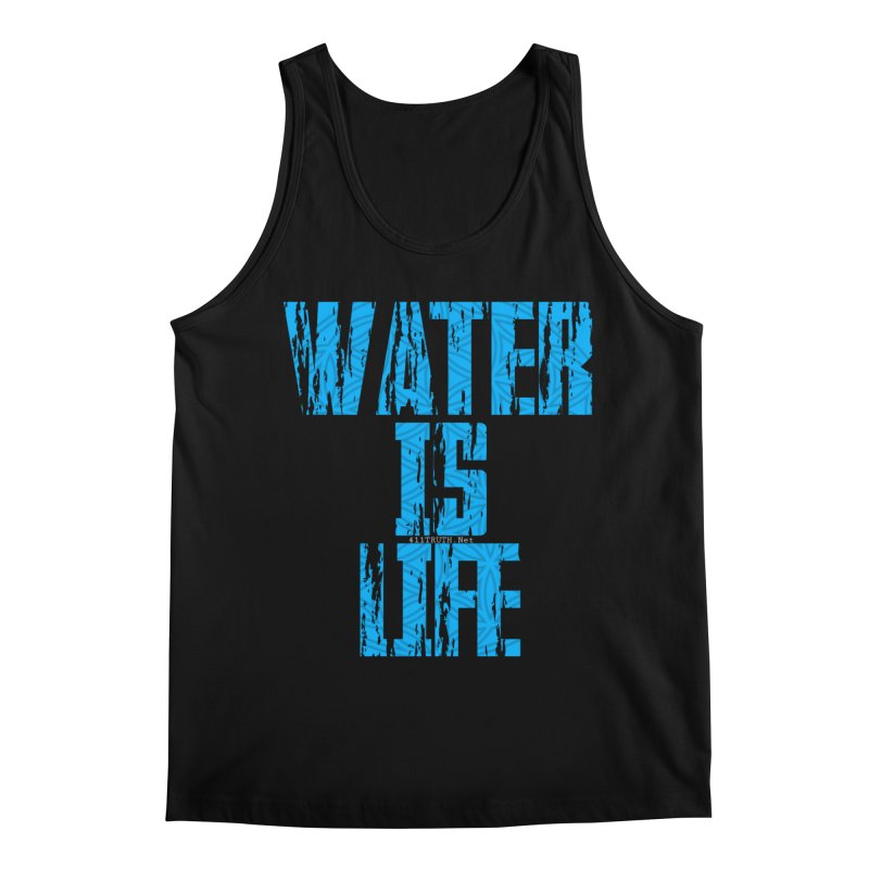 water is life Men's Regular Tank by Online Store