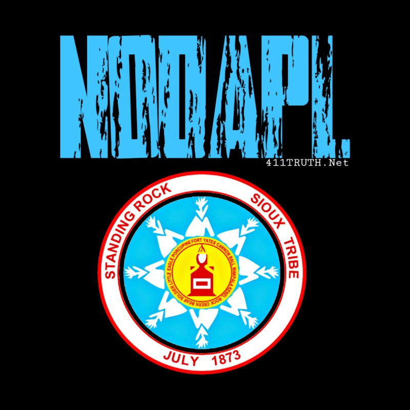NoDAPL  Kids Toddler Zip-Up Hoody by Online Store