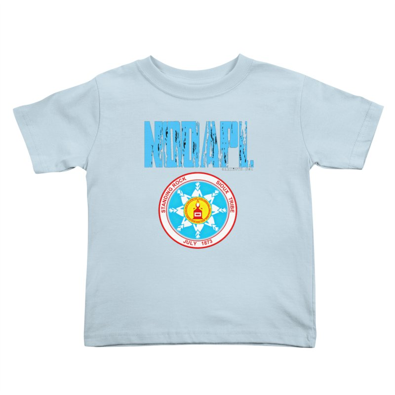NoDAPL  Kids Toddler T-Shirt by Online Store