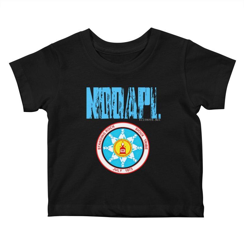 NoDAPL  Kids Baby T-Shirt by Online Store