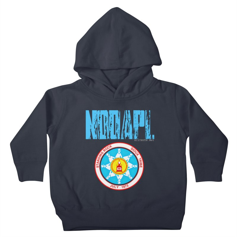 NoDAPL  Kids Toddler Pullover Hoody by Online Store