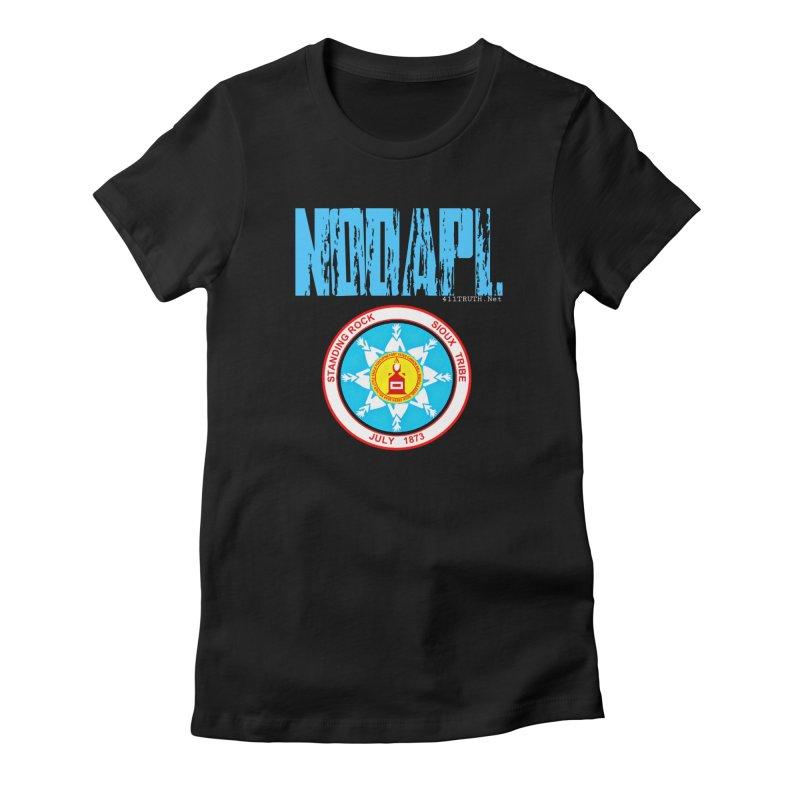 NoDAPL  Women's T-Shirt by Online Store