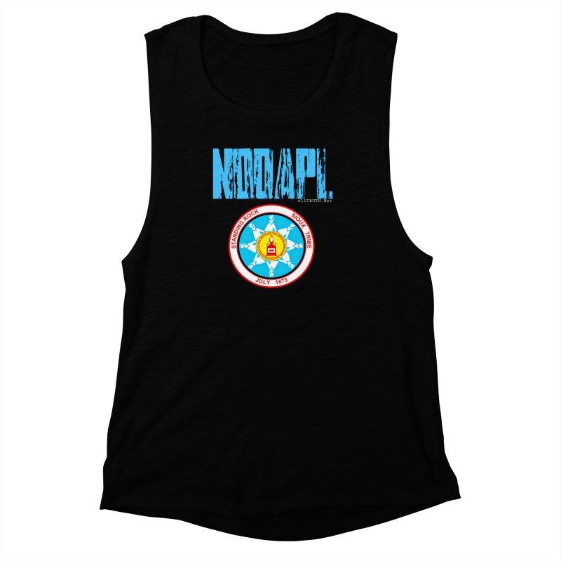 NoDAPL  Women's Muscle Tank by Online Store