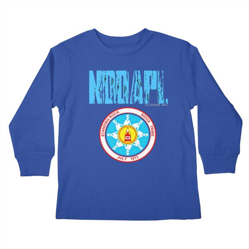 NoDAPL  Kids Longsleeve T-Shirt by Online Store