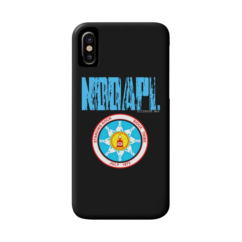 NoDAPL  Accessories Phone Case by Online Store