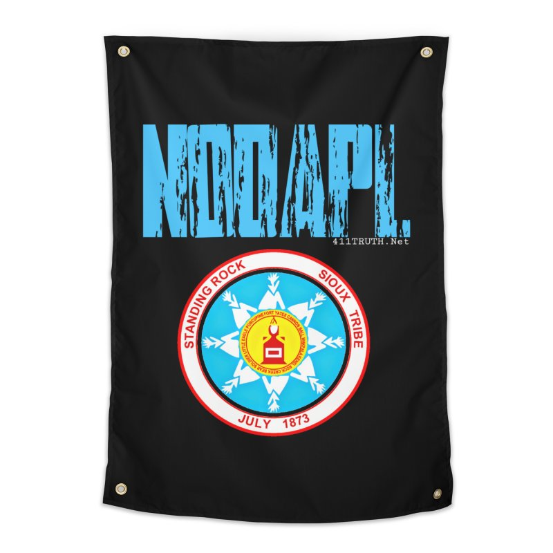 NoDAPL  Home Tapestry by Online Store
