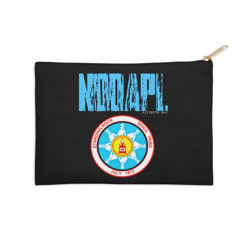 NoDAPL  Accessories Zip Pouch by Online Store
