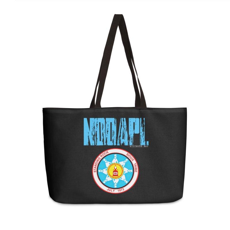 NoDAPL  Accessories Weekender Bag Bag by Online Store