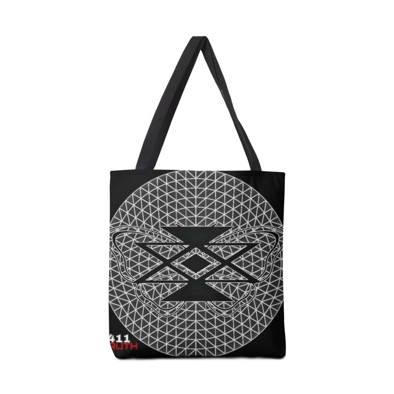 411TRUTH LOGO Accessories Tote Bag Bag by Online Store
