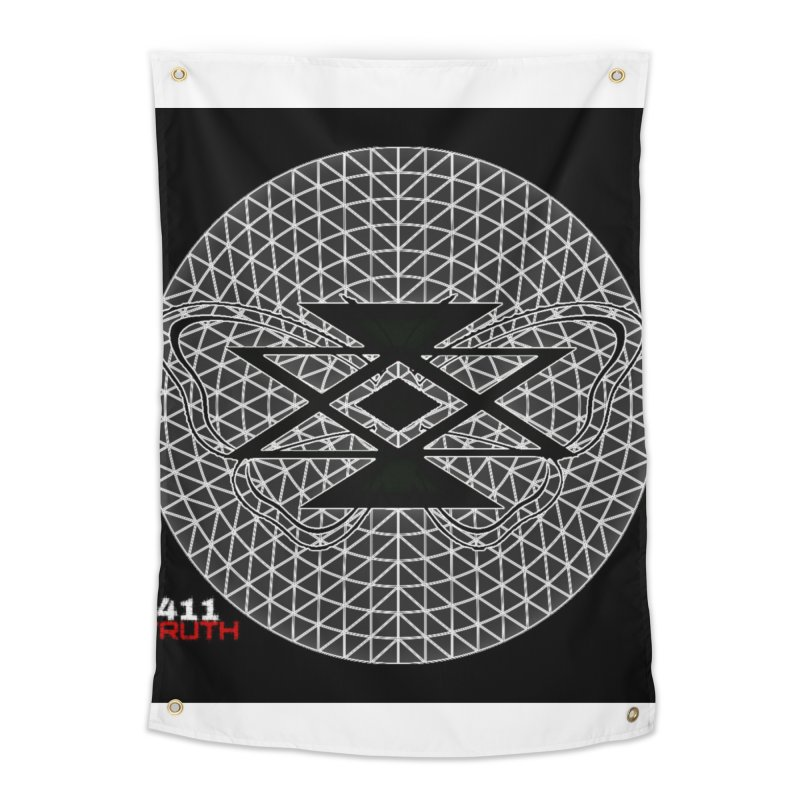 411TRUTH LOGO Home Tapestry by Online Store