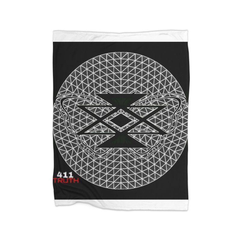 411TRUTH LOGO Home Blanket by Online Store