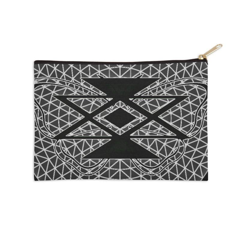 411TRUTH LOGO Accessories Zip Pouch by Online Store