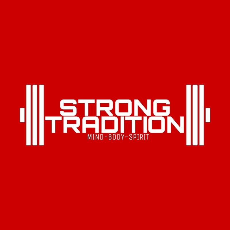 STRONG TRADITION  Kids T-Shirt by Online Store