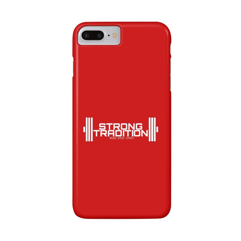 STRONG TRADITION  in iPhone 7 Plus Phone Case Slim by Online Store