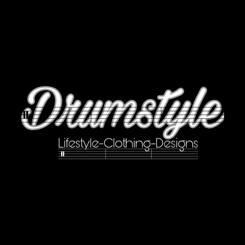 DRUMSTYLE LOGO Men's T-Shirt by Online Store