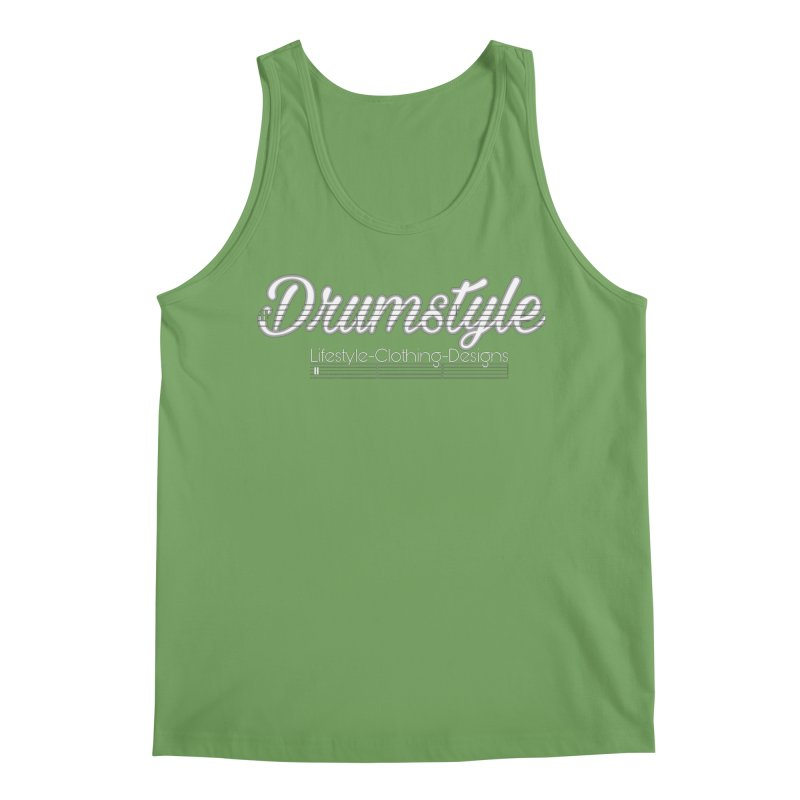 DRUMSTYLE LOGO Men's Tank by Online Store