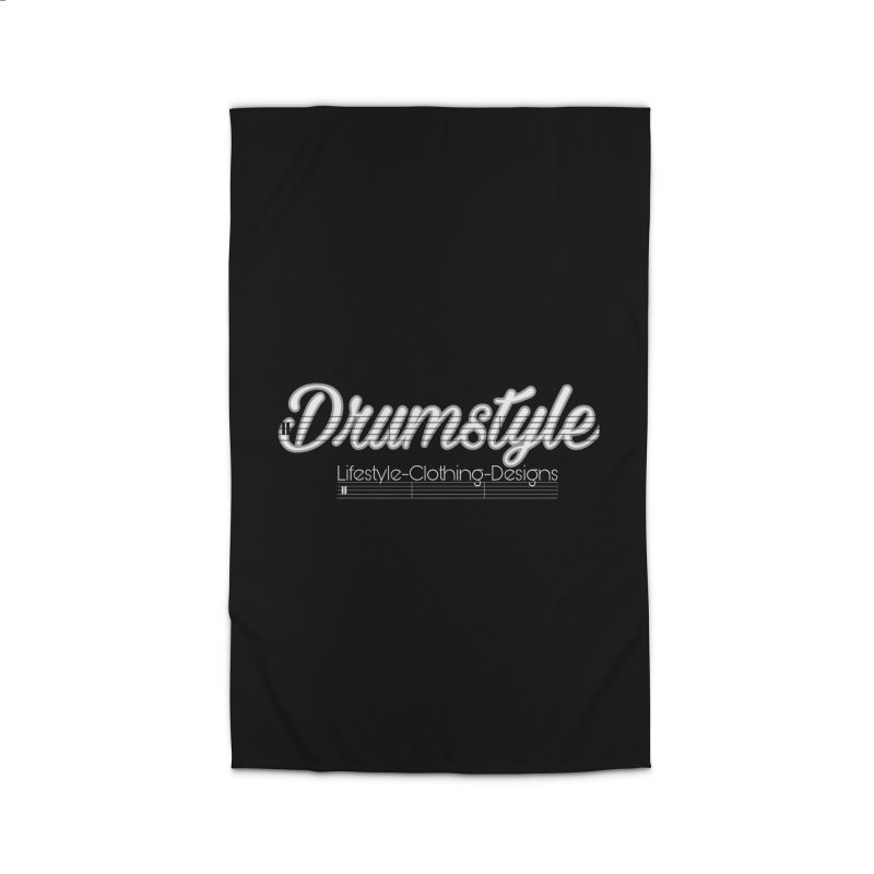 DRUMSTYLE LOGO Home Rug by Online Store