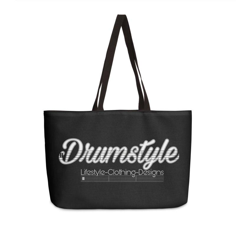 DRUMSTYLE LOGO Accessories Weekender Bag Bag by Online Store