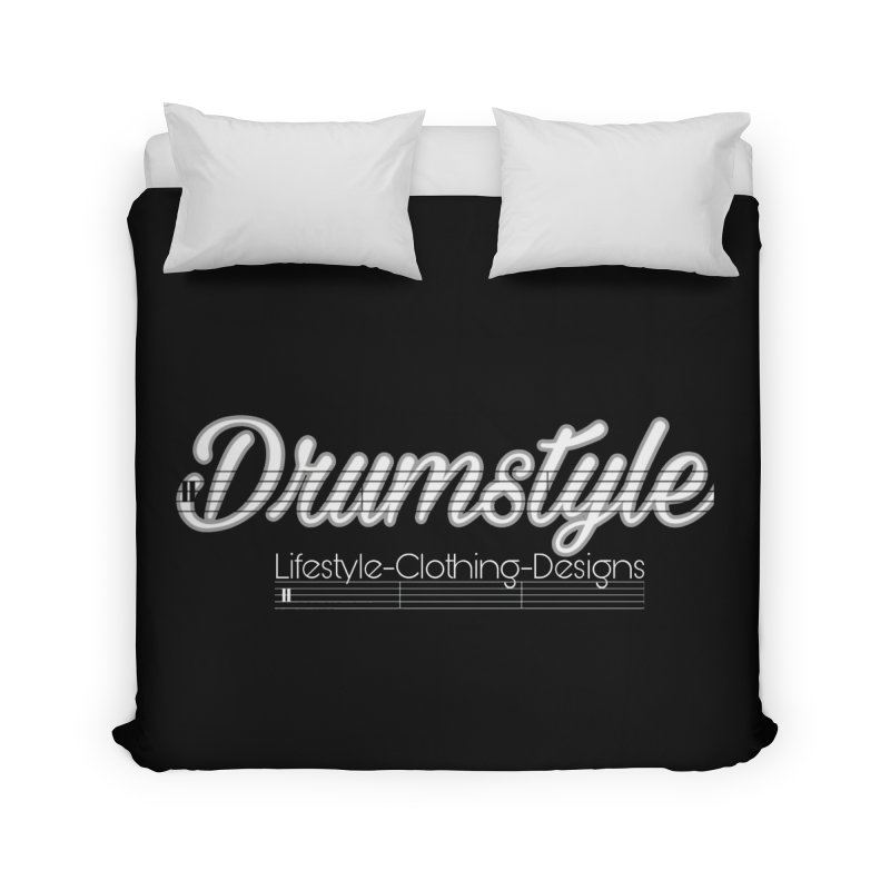 DRUMSTYLE LOGO Home Duvet by Online Store