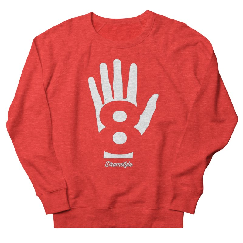 8 ON A HAND by Drumstyle Women's Sweatshirt by Online Store